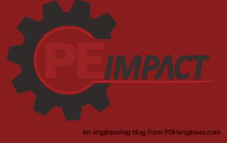 PEimpact - an engineering blog from PDHengineer