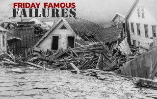 Friday Famous Failures Johnstown Flood
